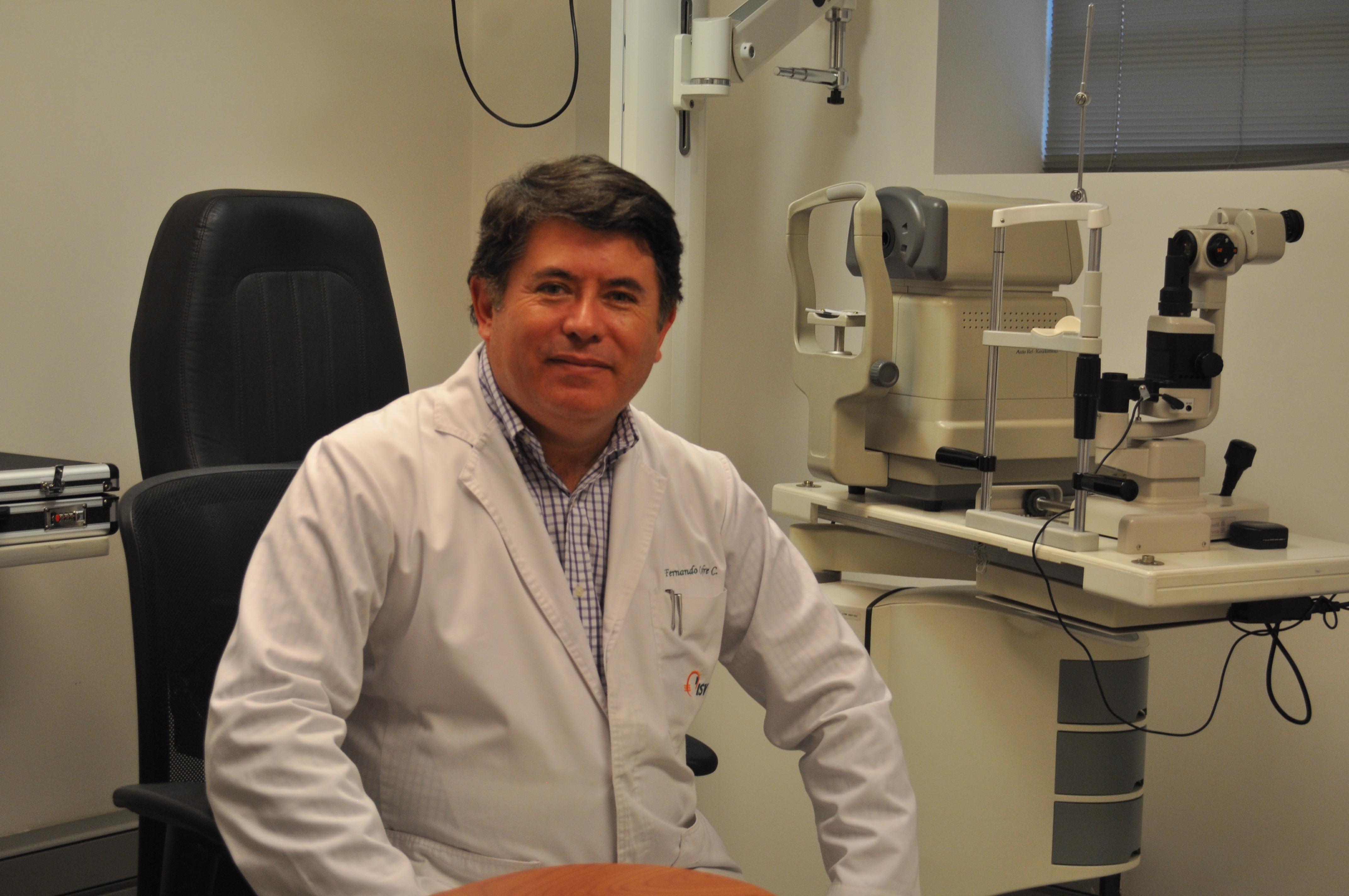 Dr. Fernando Cofré Cid
